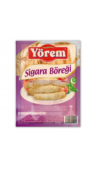 YOREM SIGARA BOREGI 400 GR (roulé de pate filo au fromage)