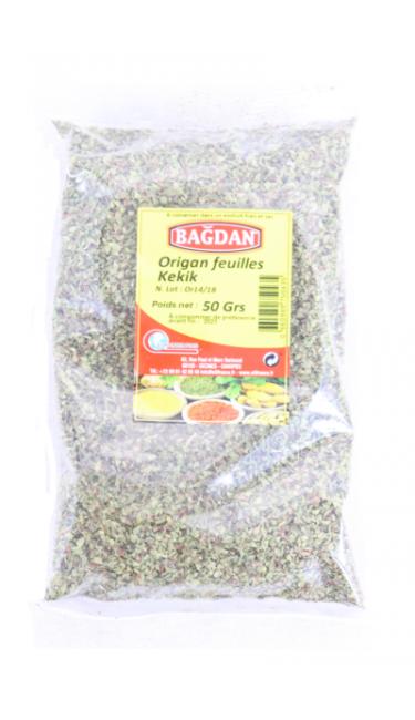 BAGDAN KEKLIKOTU YAPRAGI 50 GR (feuilles de origan)
