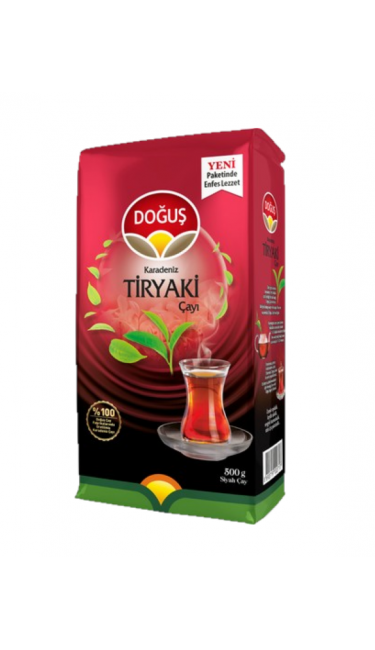 DOGUS TIRYAKI 500 GR (thé turc)