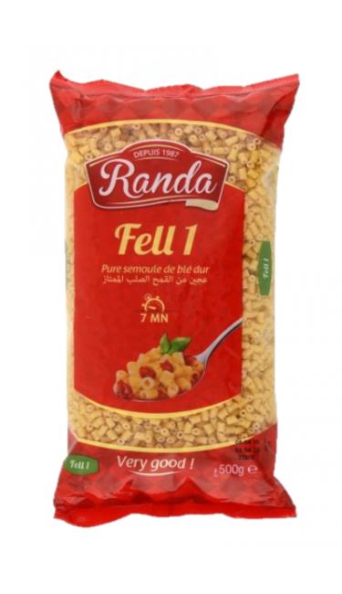 RANDA MAKARNA FELL1 - 500 GR (pates coquillettes)