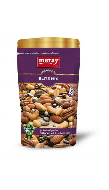 MERAY ELITE MIX 150 GR ( ASSORTIMENT DE FRUITS SECS ELITE)