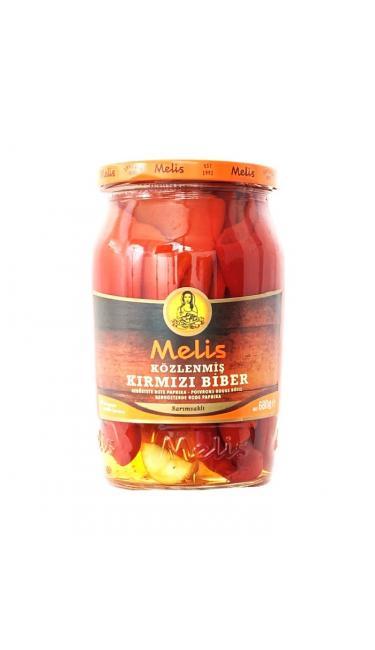 MELIS KOZLENMIS KIRMIZI BIBER  (piment rouge braisé doux)