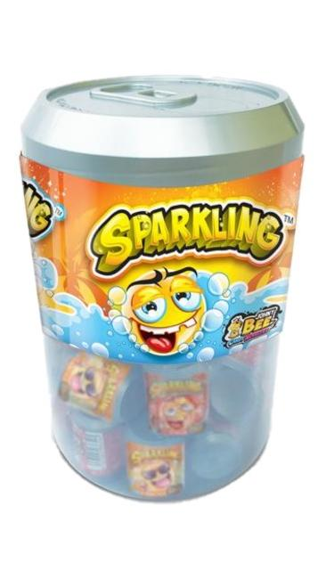 X-TREME JOHNY BEE SPARKLING CANDY 1X50 PIECES