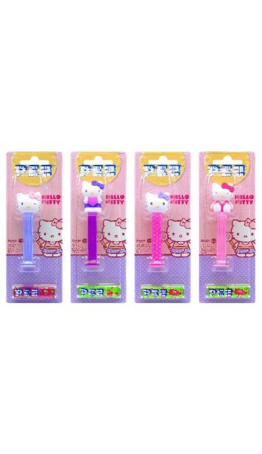 PEZ HELLO KITTY 30 GR (pez hello kitty)