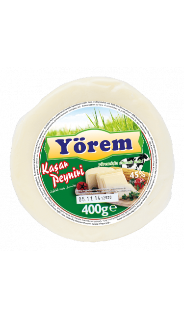 YOREM KASAR 400 GR PROMO ( fromage rond kasar 400 gr )