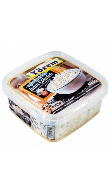 YOREM COREK OTLU HAM COKELEK 350 GR (fromage muri-graines de nigelle)