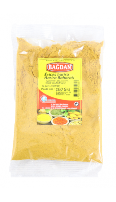 BAGDAN EPICE HARIRA 100 GR