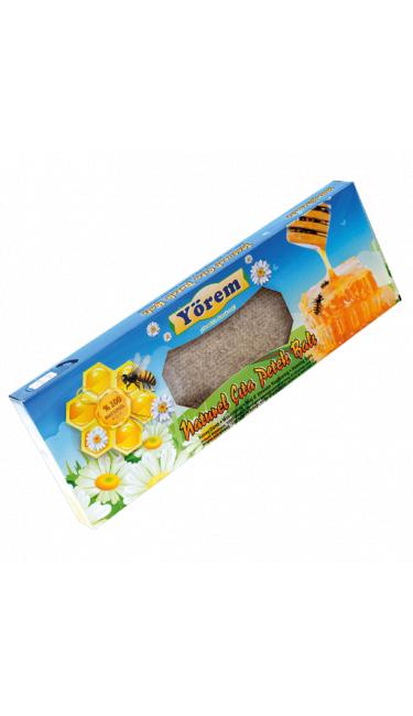 YOREM CITA PETEKLI BAL 1 KG (plateau de miel dans son alvéole)
