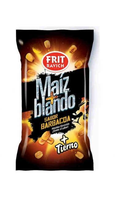 FRIT RAVICH MAIZ BLANDO 45 GR (mais grillés salés)