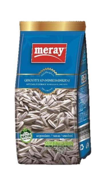 MERAY AYCEKIRDEK TUZSUZ 300 GR (graines de tournesol non salées)