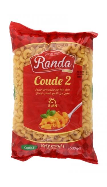 RANDA MAKARNA (PATES) COUDE 2 500 GR