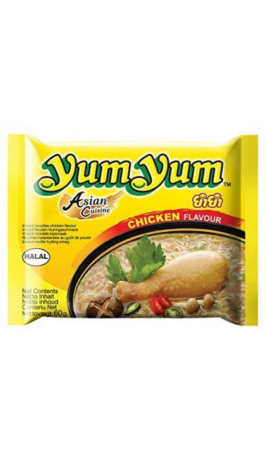 YUMYUM TAVUK AROMALI (nouilles poulet)