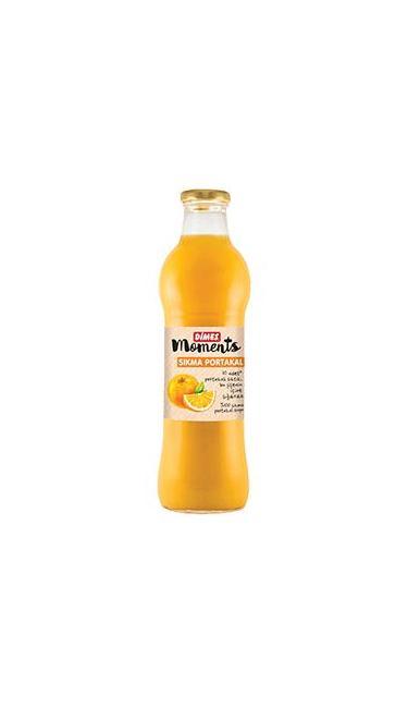 DIMES % 100 SIKMA PORTAKAL 700 ML CAM SISE (100% jus d'orange)