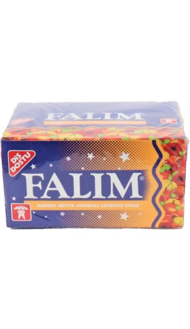 FALIM MEYVELI 100 ' LU (chewing-gum fruits)