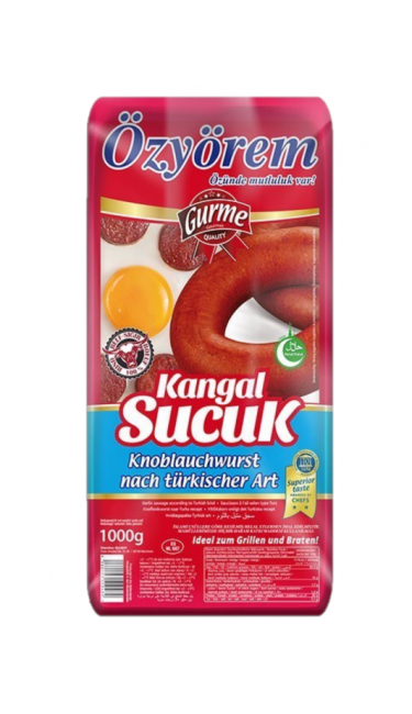 OZYOREM KANGAL SUCUK 1 KG (saucisson turc)