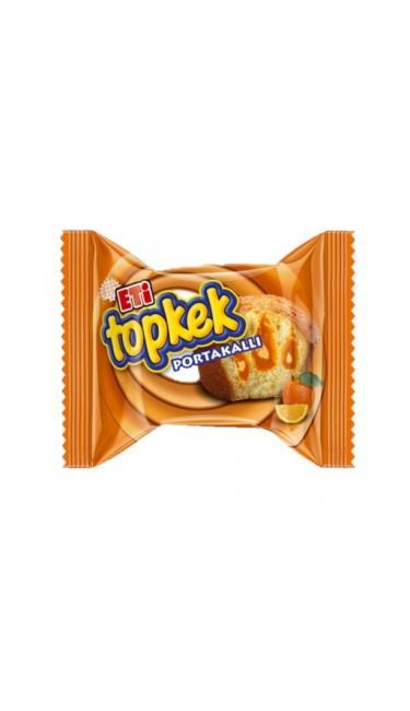 ETI TOPKEK PORTAKAL 35 GR (cakes fourrés à l'orange)
