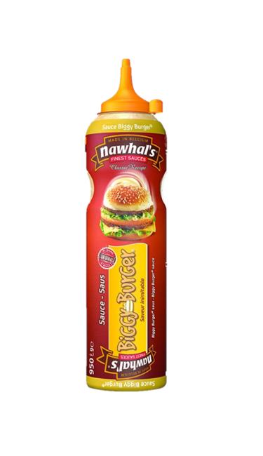 NAWHALS SAUCE BIGGY BURGER
