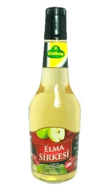 KUHNE SIRKE ELMA 500 CC (vinaigre de pomme)