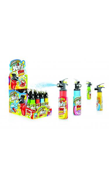 X-TREME JOHNY BEE MINI FIRE SPRAY (bonbon spray extincteur)