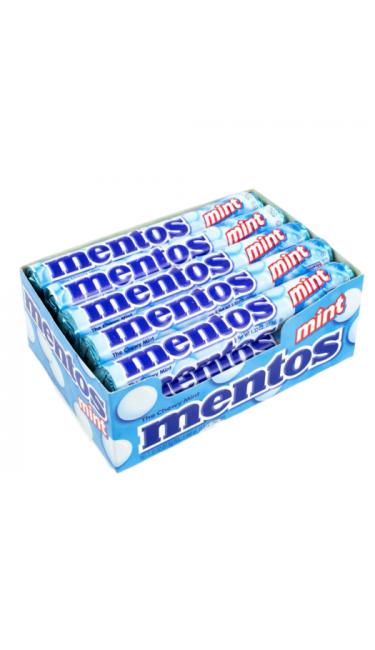 MENTOS ROULEAU MINT 40 PCS