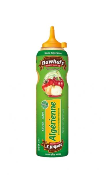 NAWHALS SAUCE ALGERIENNE