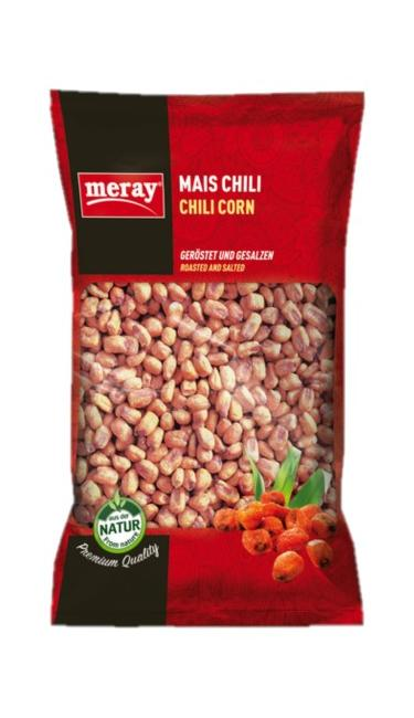 MERAY SOSLU MISIR ACILI 180 GR PROMO (maïs grillés chili piquant )