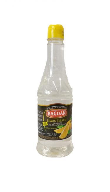 BAGDAN SIRKE LIMON 20x500ML ( vinaigre de citron)