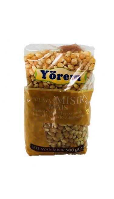 YOREM MISIR CIN 500 GR (grain de maïs)