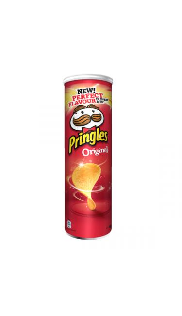 PRINGLES ORIGINAL19X165GR