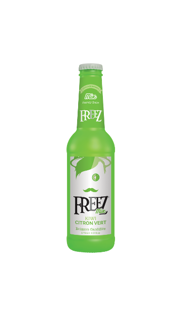 FREEZ MIX KIWI CITRON VERT 275 ML