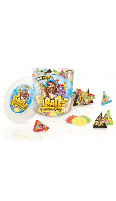 X-TREME JOHNY BEE PIRATES POPPING 100 PIECES