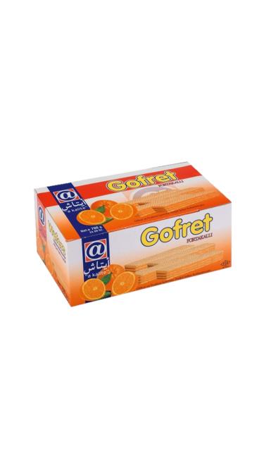GOFRETTE orange