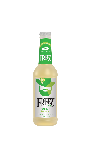 FREEZ MIX POMME RAISIN 275 ML
