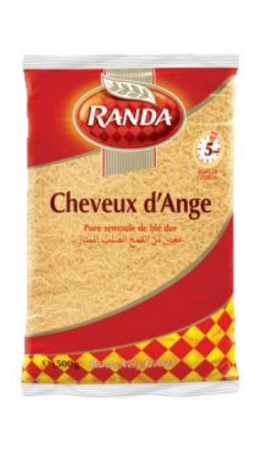 RANDA MAKARNA CHEVEUX D'ANGE 500 GR (pates)