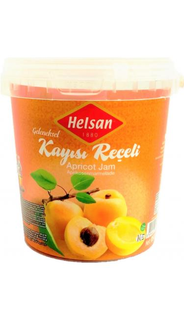 HELSAN RECEL KAYISI 900gr PET (confiture d'abricot)