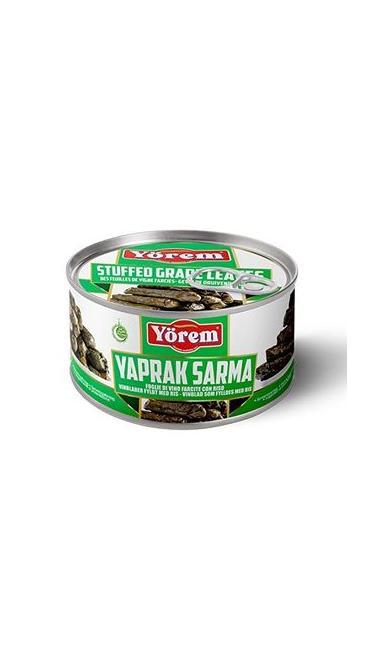 YOREM YAPRAK SARMA TNK 12x400G (feuille de vigne farcie)