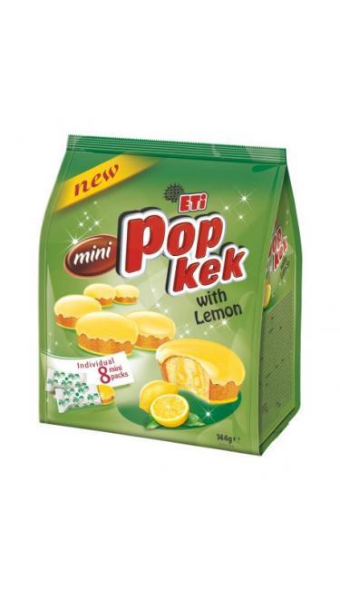 ETI POPKEK LIMON 144 GR (mini-cake citron)