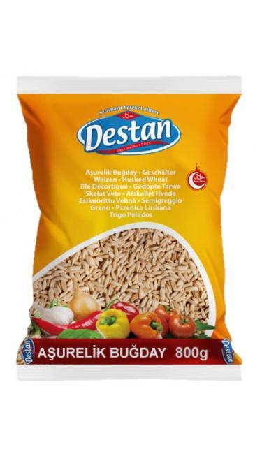 DESTAN ASURELIK BUGDAY 800 GR (blé en grains)