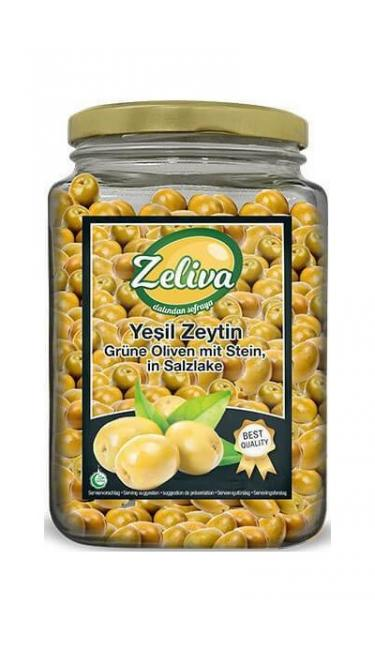 ZELIVA YESIL ZEYTIN KOKTEYL  (olives vertes cocktail)
