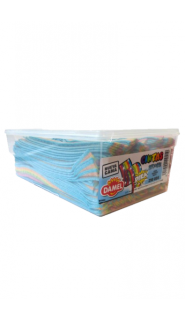 DAMEL RENKLI SERIT SEKER ( LANGUE DE CHAT ARC-EN-CIEL ) 210 PCS