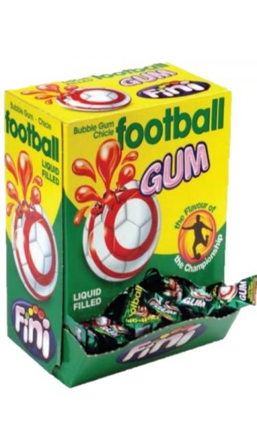FINI FOOTBALL 200 GUM