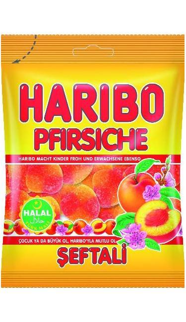 HELAL HARIBO SEFTALI 100 GR (bonbons gout peche)