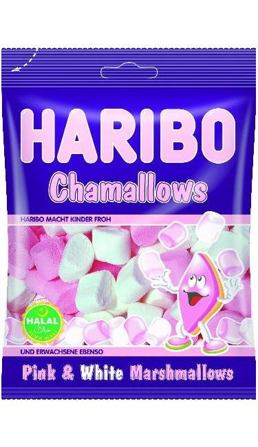 HELAL HARIBO CHAMALLOW 70 GR (marshmallow)