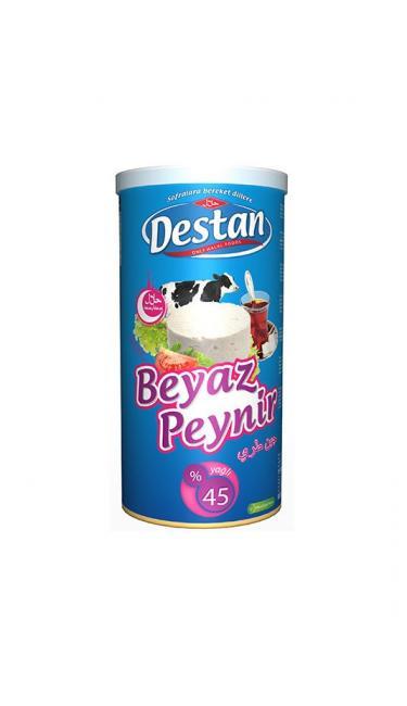 DESTAN PEYNIR 45 %  800 GR (fromage feta turc 45% mat.gr.)