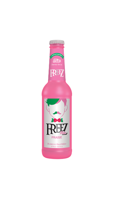 FREEZ MIX FRAISE (CILEK) 275 ML