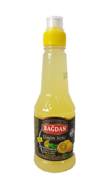 BAGDAN LIMON SOSU 20x250ML (sauce citron)