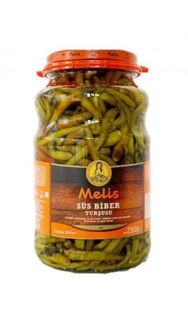 MELIS SUS BIBER CAYENNE TURSU 2650ML(piment fort cayenne au vinaigre)