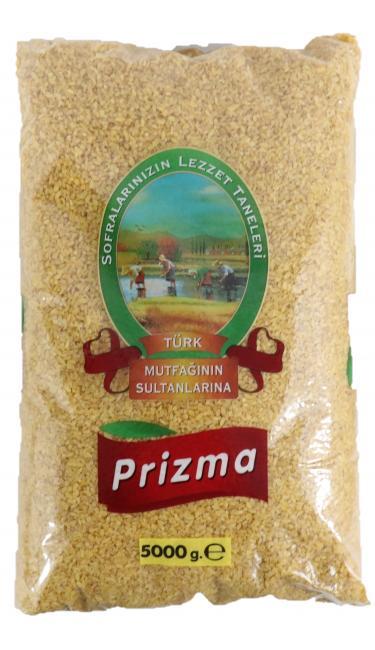 PRIZMA BULGUR PILAVLIK 5 KG