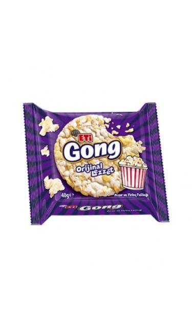 ETI GONG ORIGINAL ( riz et mais souflé )