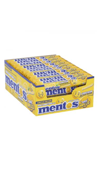 Mentos Lemon